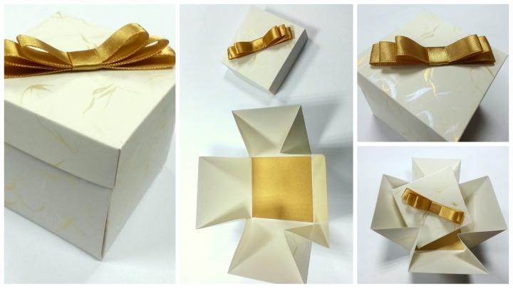 """Dėžutė """"Aukso dvelksmas..."""""""