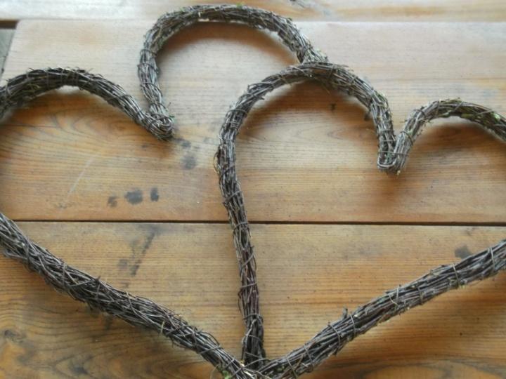 dvi širdelės