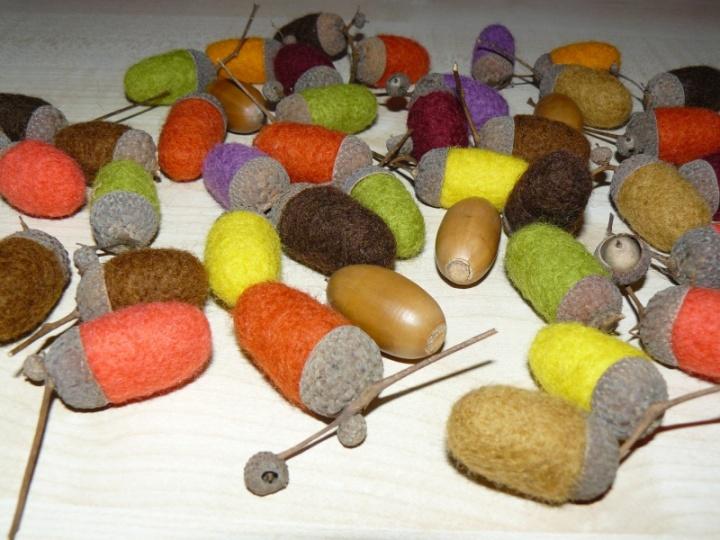 Giliukai rudenėlio šventei