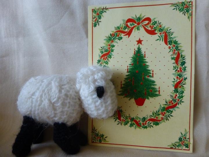 Kalėdų avelė