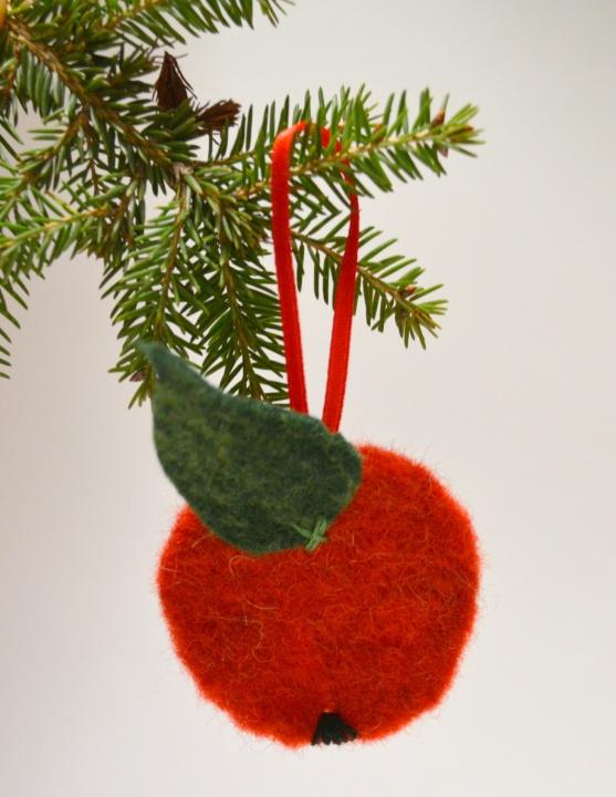 Kalėdų obuoliukai