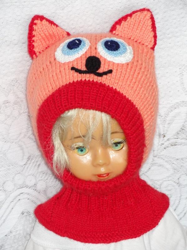 Kepurė šalmas Merino katinas