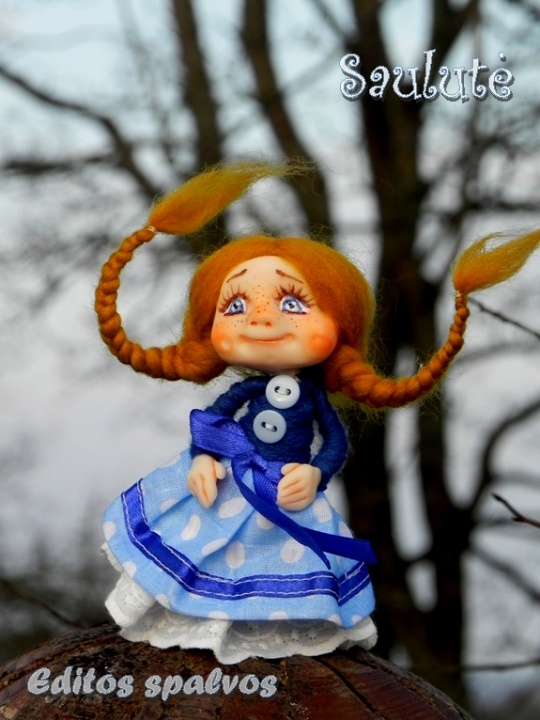 Lėlytė-segė