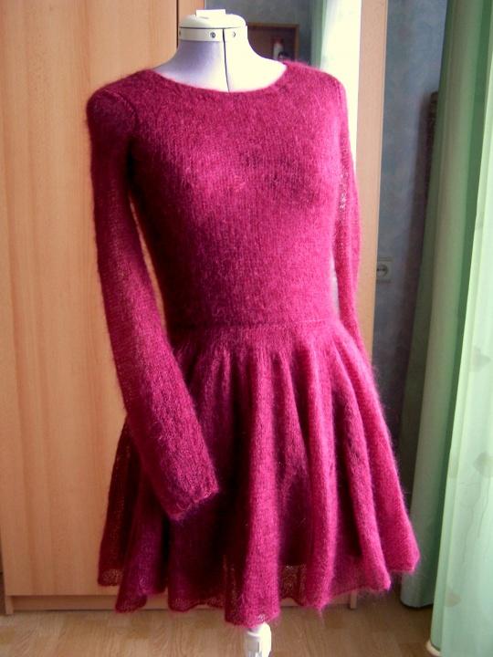 mocherinė suknutė