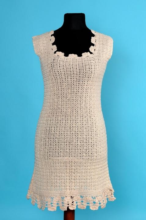 Nerta vasarinė suknelė