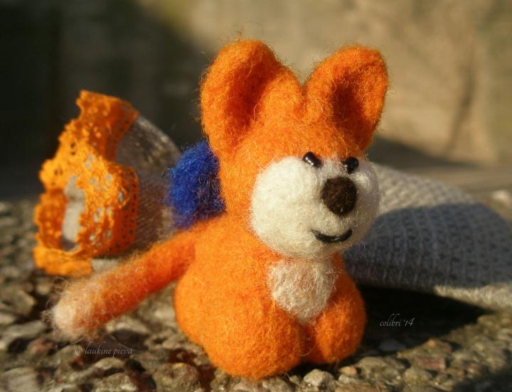 Oranžinis Lapiukas