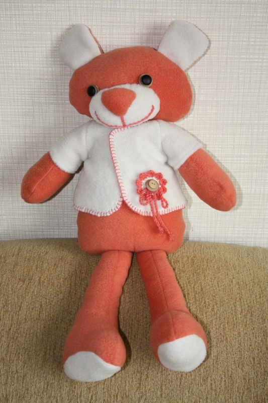 Oranžinis meškis