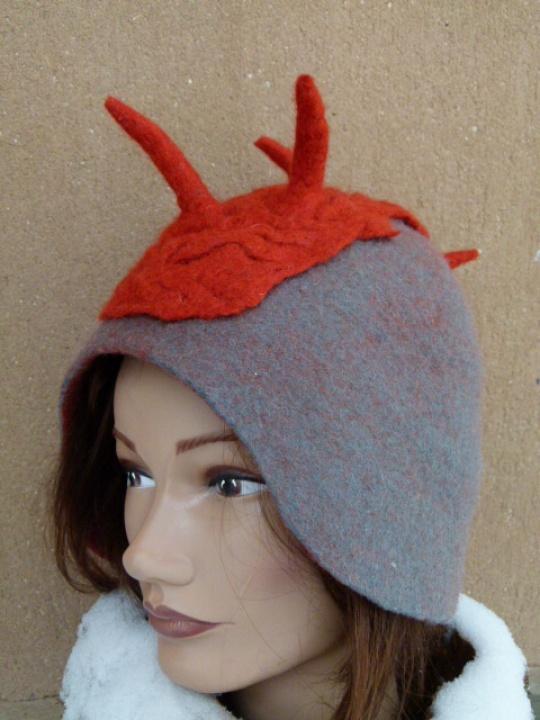 """Pirties kepurė """"Ragiukai"""""""