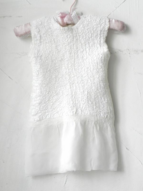 Velta suknele krikstynoms