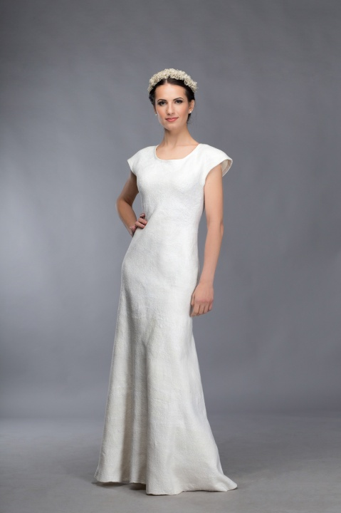 Velta vestuvinė suknelė