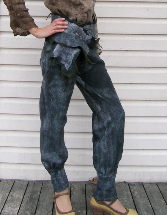Veltos kelnės