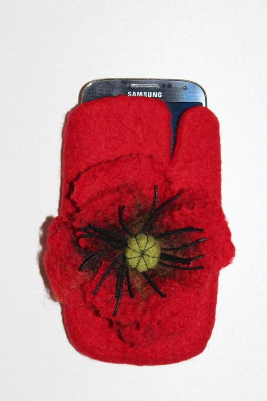 Vilnonis dėkliukas mobiliam telefonui