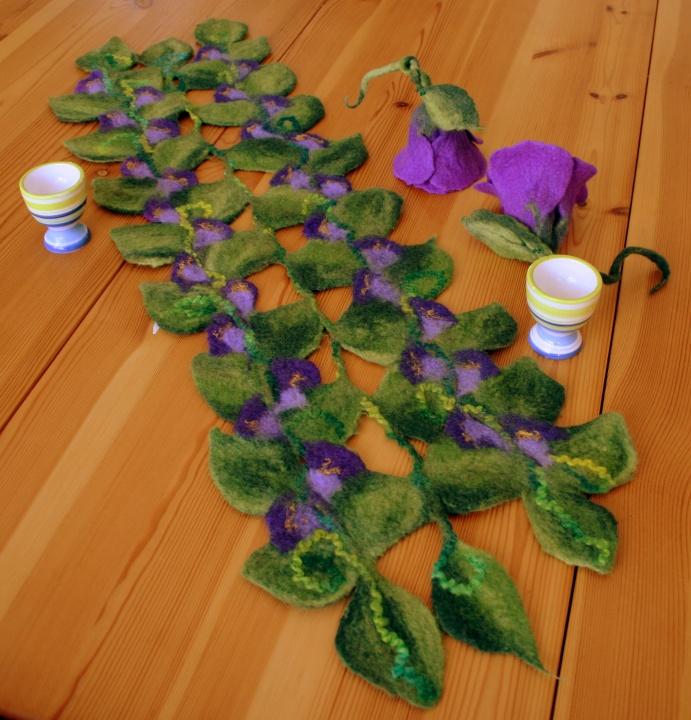 Violetiniai skambučiai