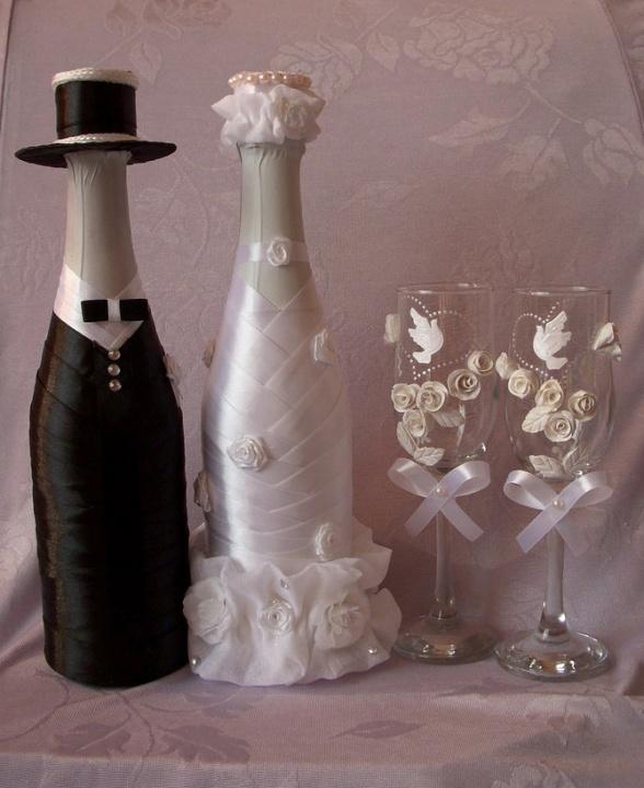 Подарок для хрустальный свадьбы своими руками 864