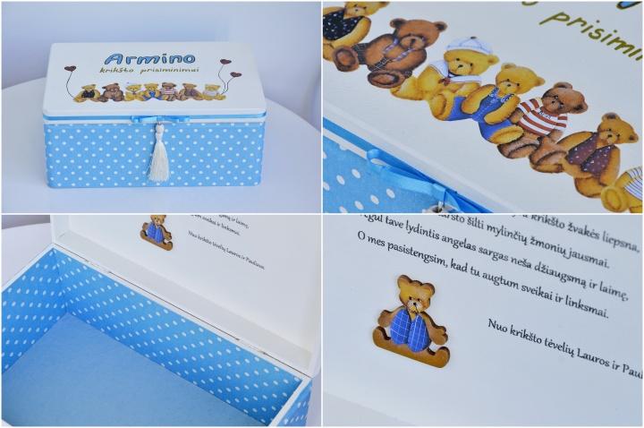 2 Prisiminimų dėžutė