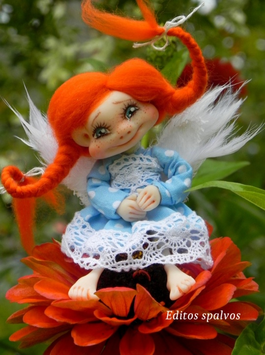 Angelytė - sagytė :)