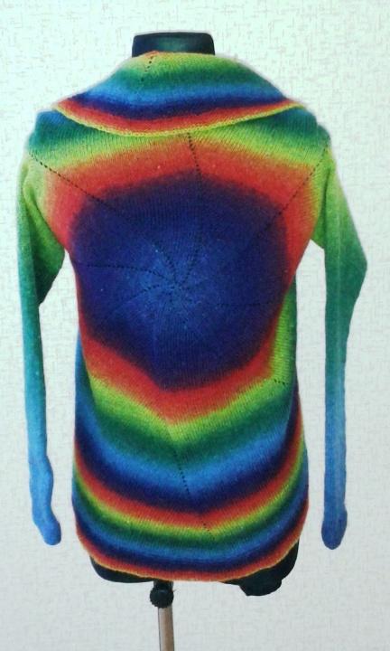 Apvalus megztinis