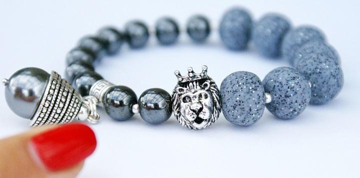 """Apyrankė """"Lion_grey"""""""