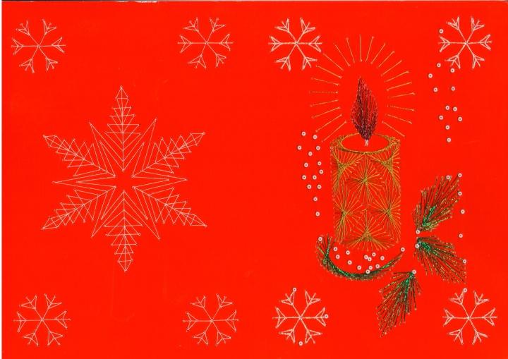 "atvirukas ""Artėjant Kalėdoms"""