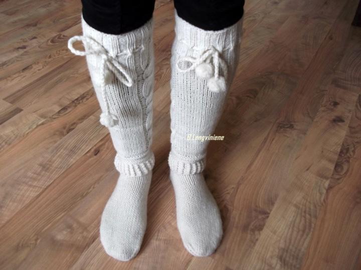 ilgos kojinaites