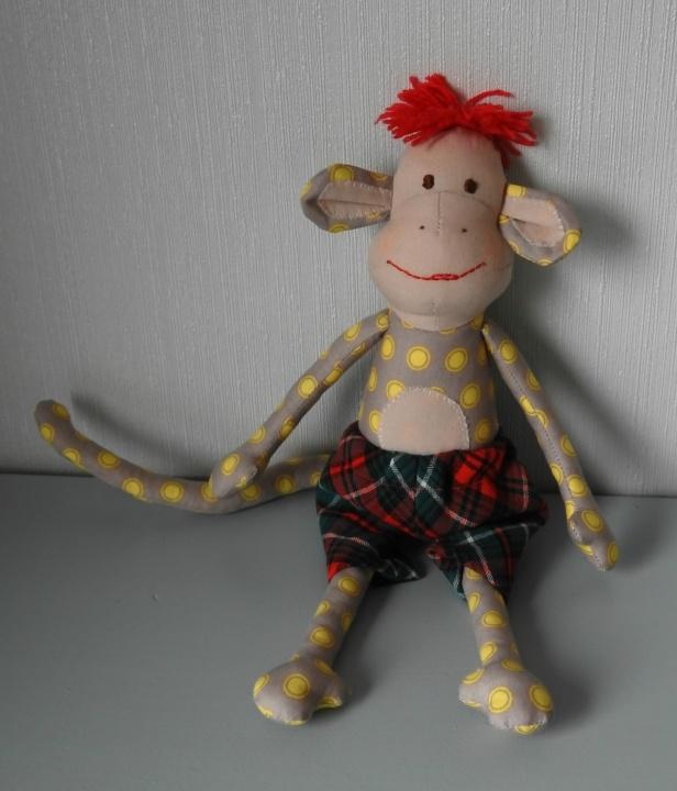 Išdykėlis bezdžioniukas