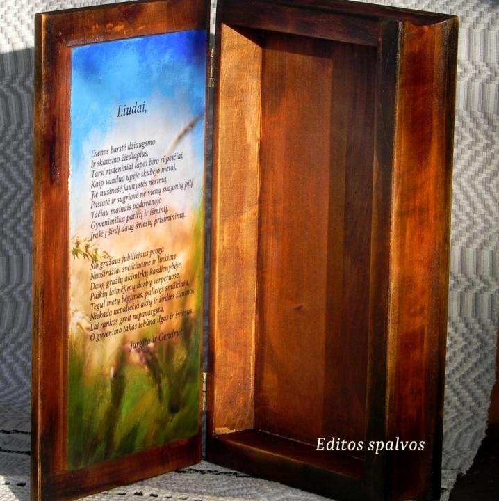 Jubiliejinė dėžutė