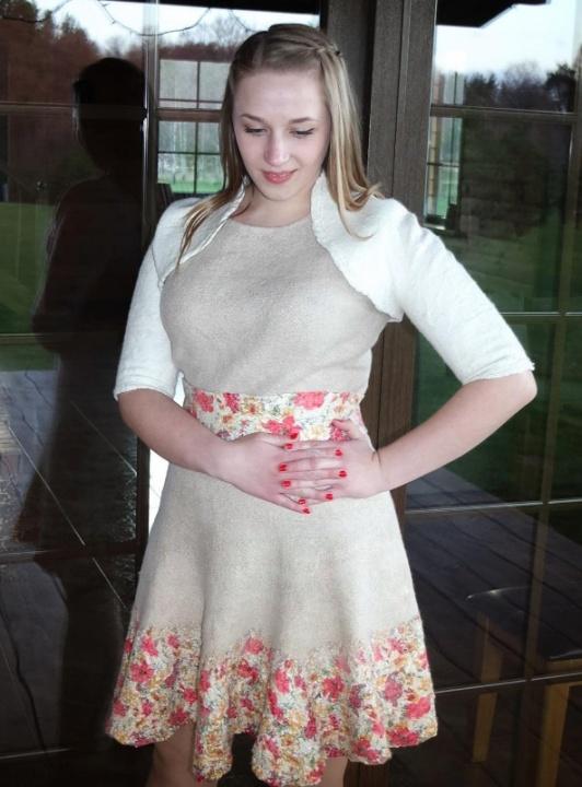 Julitos suknelė