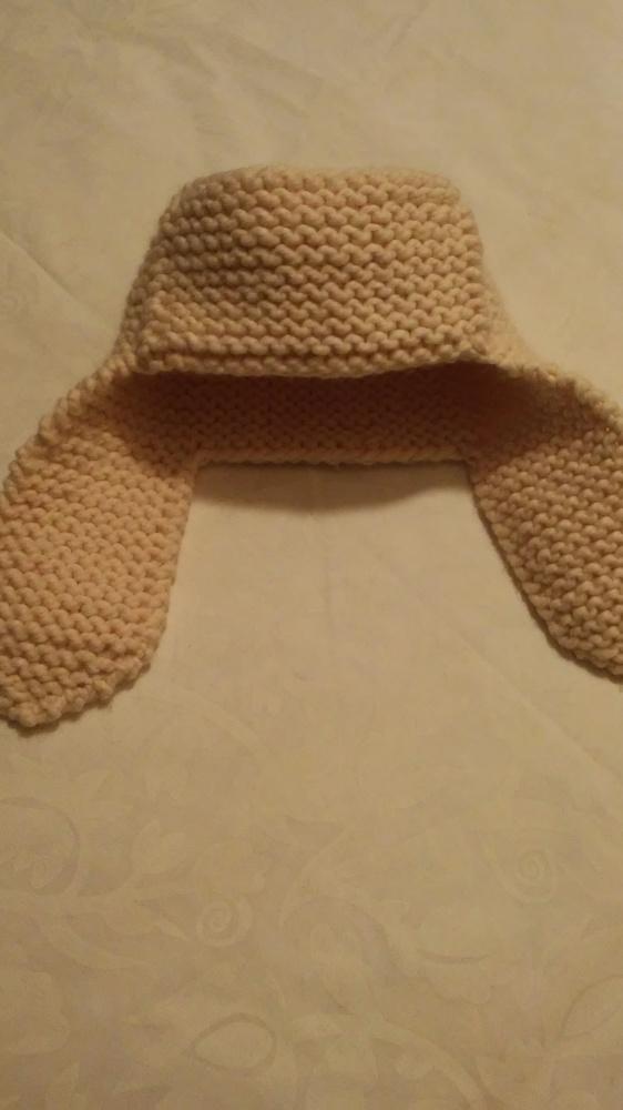 Kepurė balta