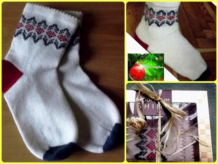 Kokios Kalėdos be kojinių ?????