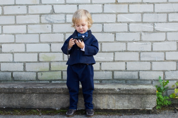 Kostiumėlis berniukui