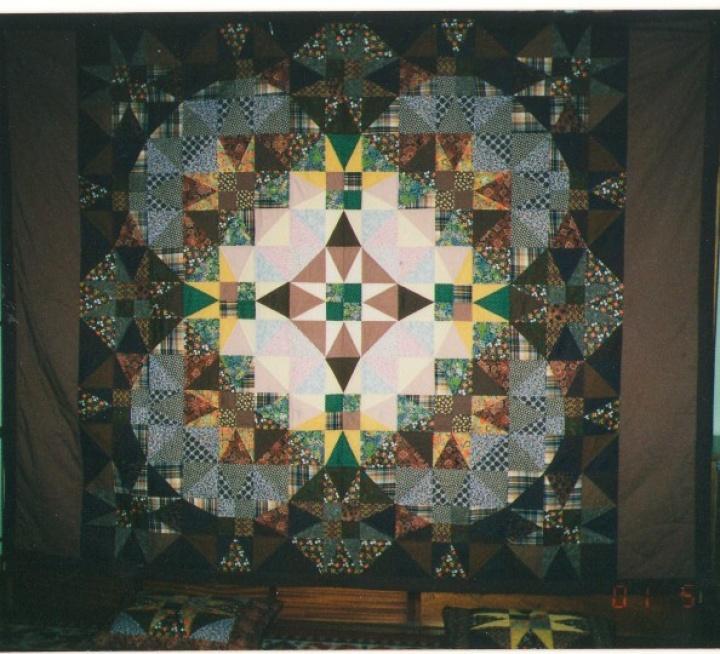 "Lovatiesė ""Kaleidoskopas"""