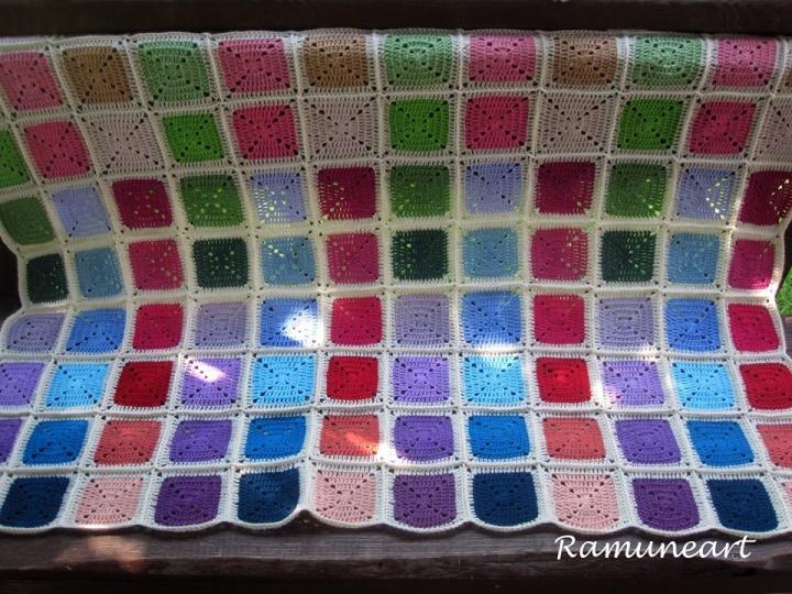 Margieji kvadratukai 2