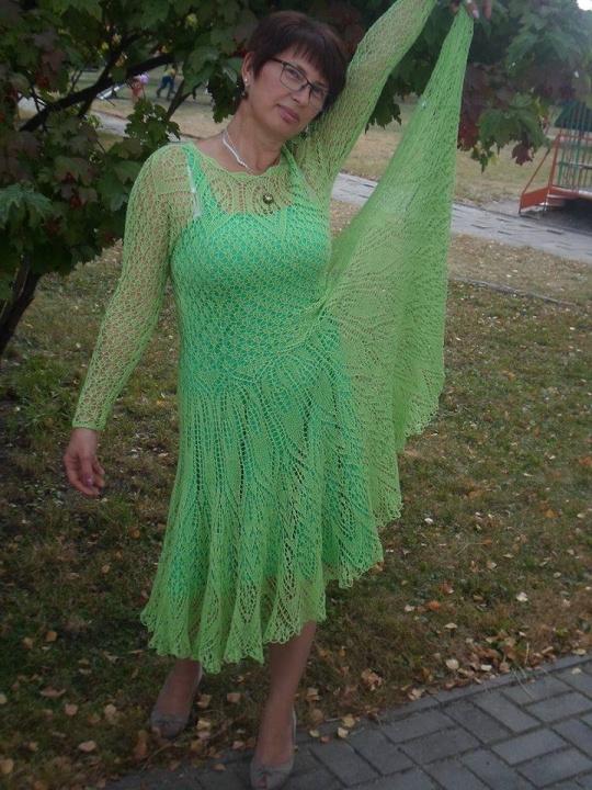 megzta linine suknelė JŪRATĖ