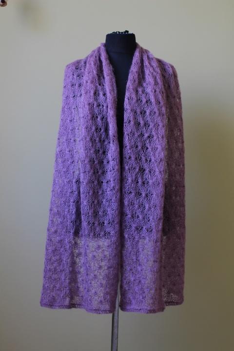 Megztas salis violet