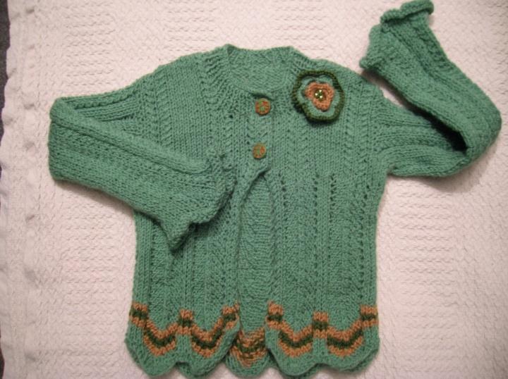 megztinelis 1m. mažylei