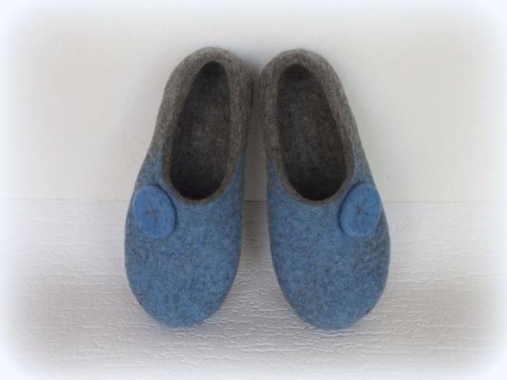 Mėlyna/pilka
