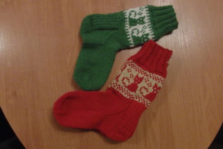 mezginys - vaikiskos kojines