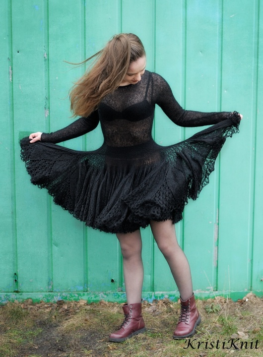 """Moherinė suknelė """"Magija"""""""