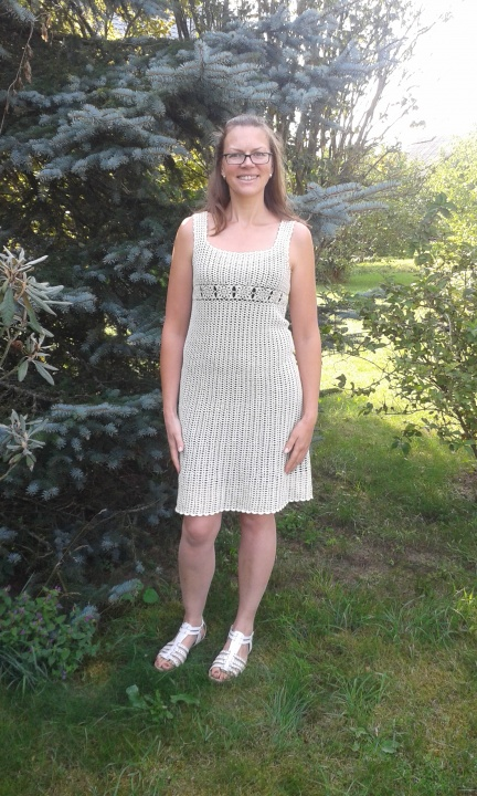 Nerta suknelė