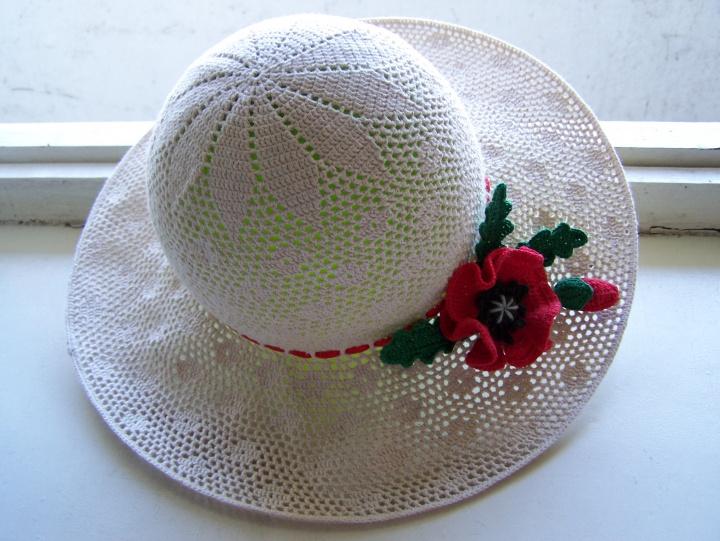 Paplūdimys kepurė