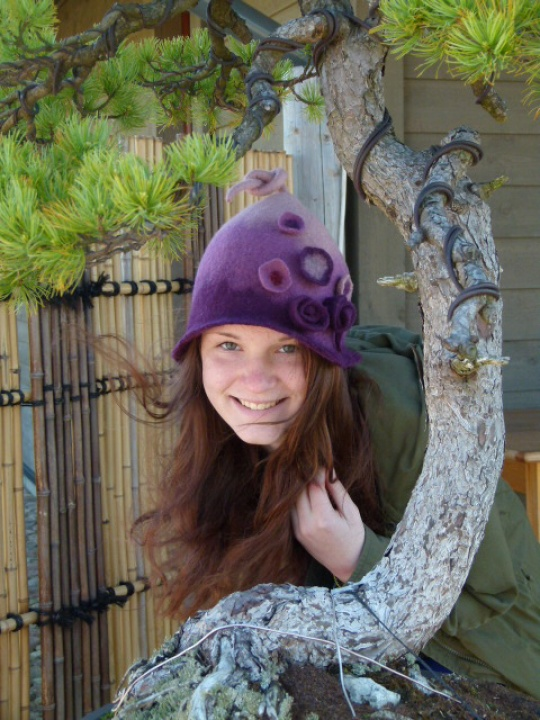 """pirties kepurė """"dovana"""""""
