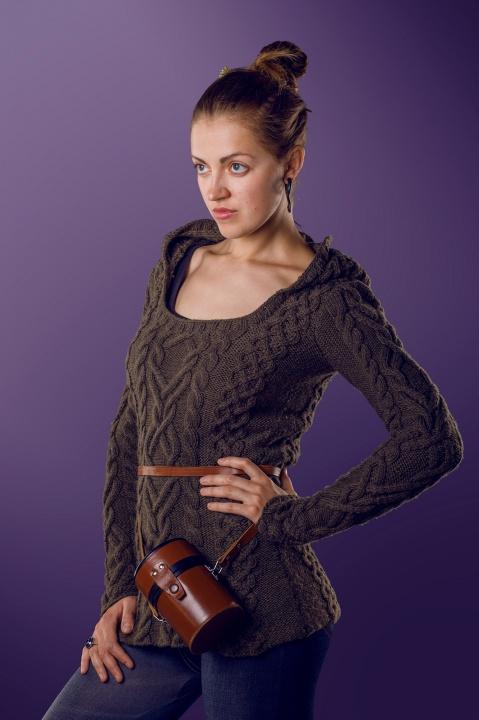 Pyniuotas megztinis