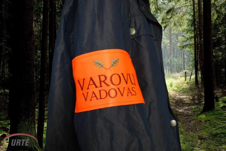 Raištis ant rankos - Varovų vadovas