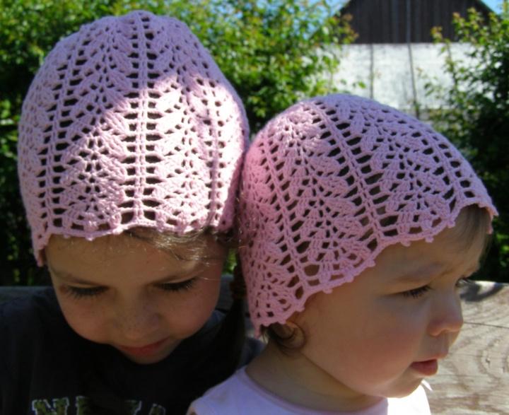 Rožinės kepurytės