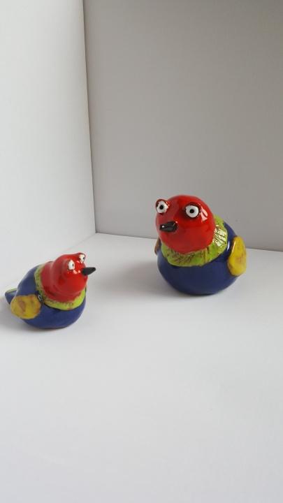 Ryškūs paukščiai