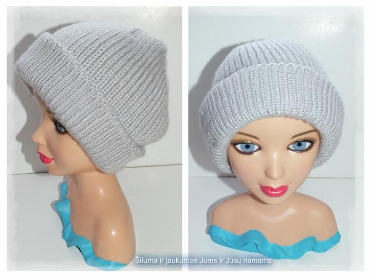 Stora žvejybinė kepurė :)