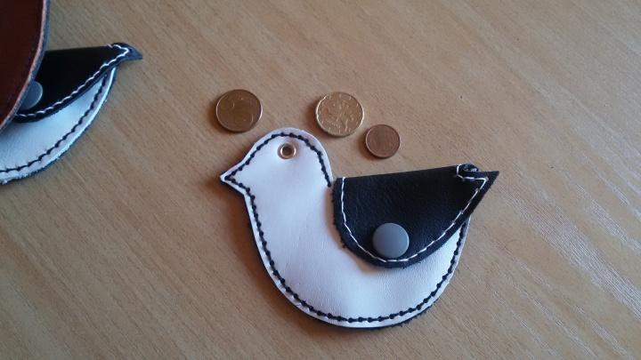 Vaikiškos piniginytės,,Jau paukšteliai išmoko skraidyti''
