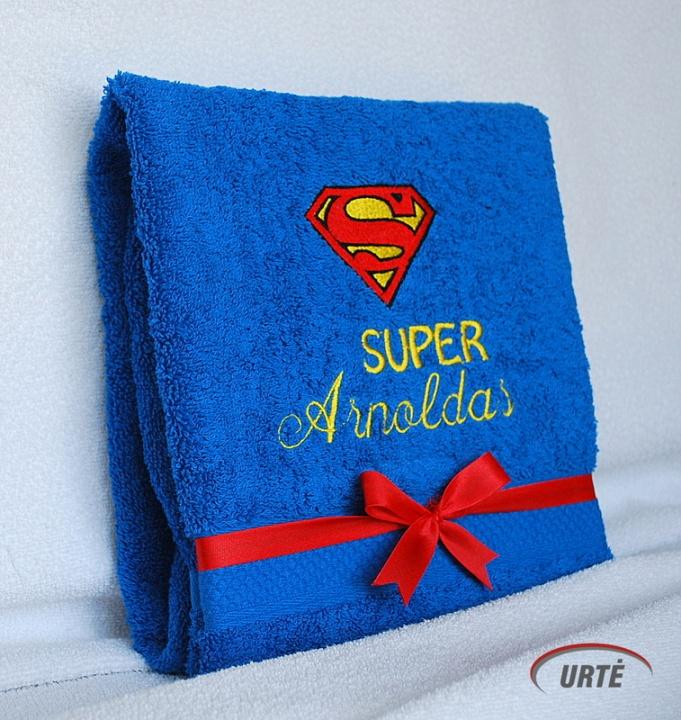 Vardinis rankšluostis - Super!