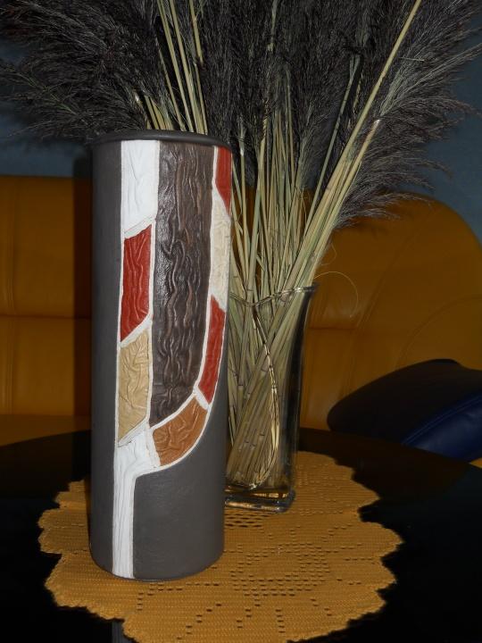 Vaza Aušrai(dėklas buteliui)