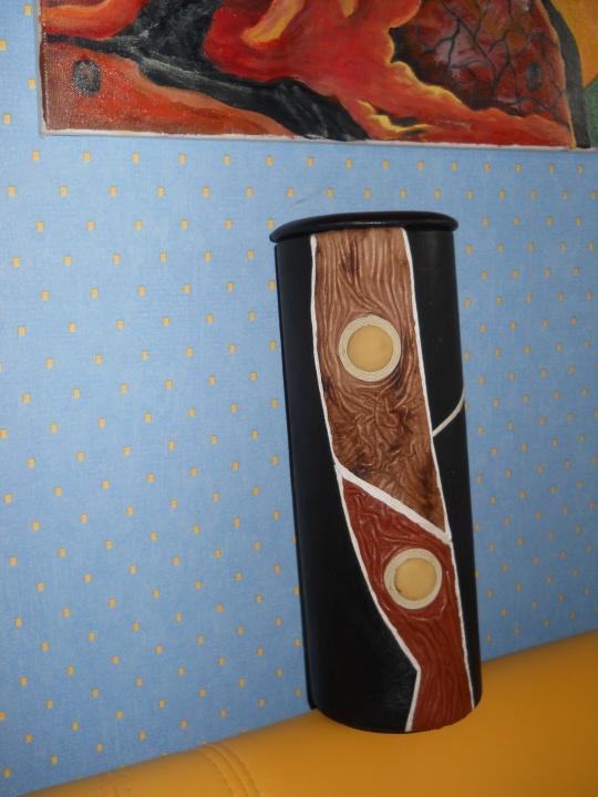 Vaza Jolantai(dėklas buteliui)